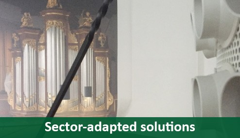Sector adapted solutions